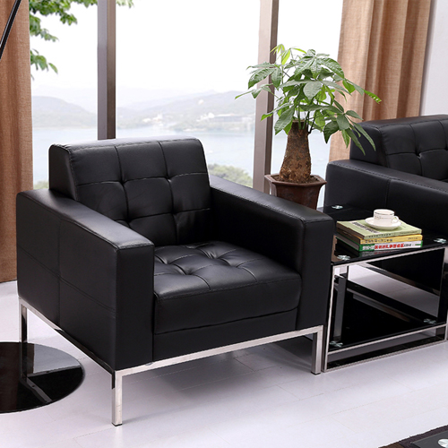 Minimalist Design Office Sofa Image 8