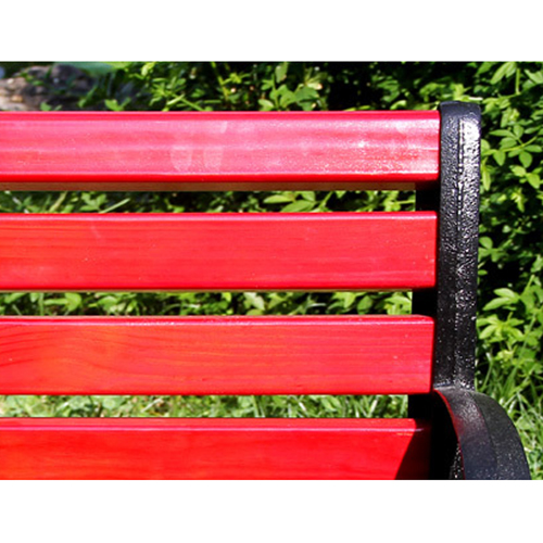 Leisure Garden Bench With Long Stool Image 11
