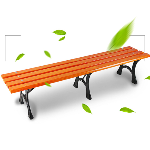 Helpol Backless Park Bench Image 2