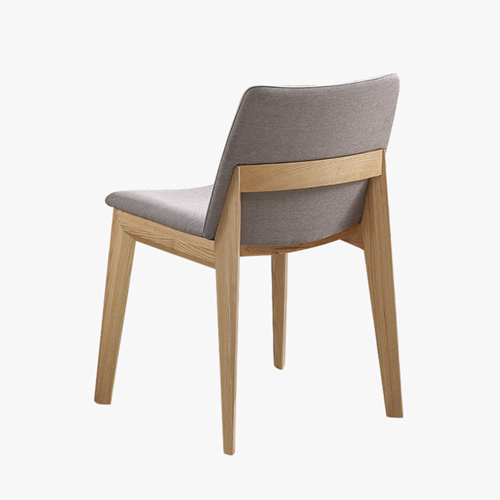 Curve Spectrum Wooden Chair