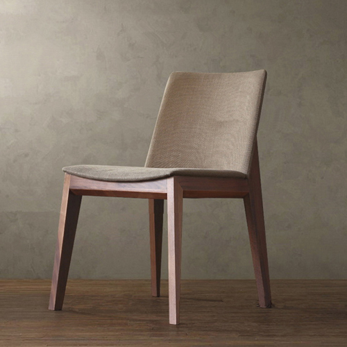 Curve Spectrum Wooden Chair Image 4