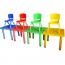 Kindergarten Square Table And Chairs Set Image 1