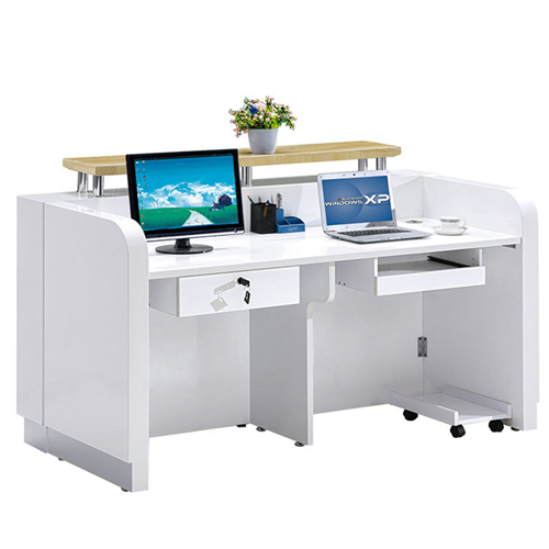 Stand-Up Front Desk Reception Counter