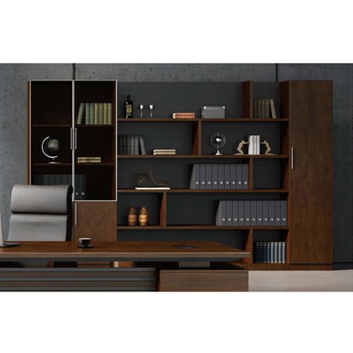 Modern Large Office Desk Set Image 10