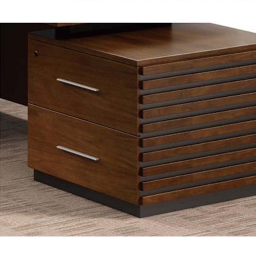 Modern Large Office Desk Set Image 14