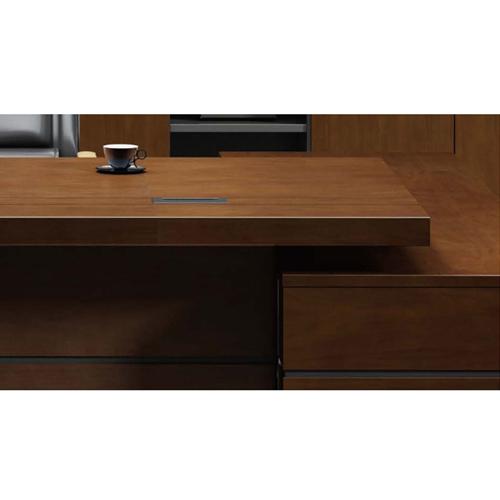 Minimalist Executive Office Desk Image 10