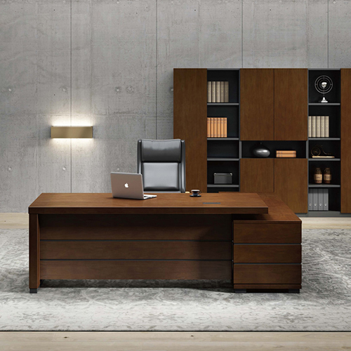 Minimalist Executive Office Desk Image 1