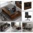 Minimalist Executive Office Desk
