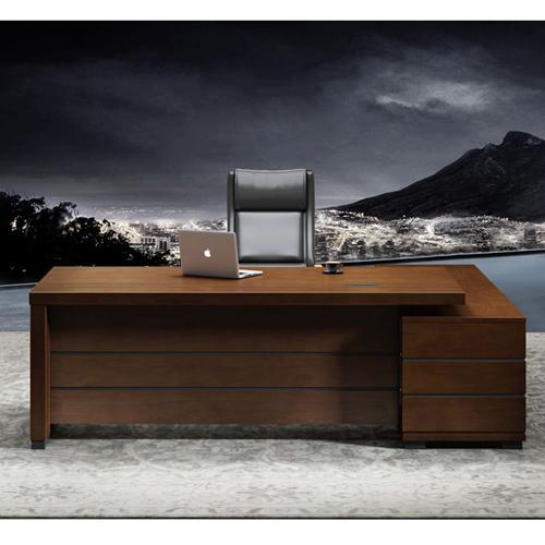 Minimalist Executive Office Desk Image 5
