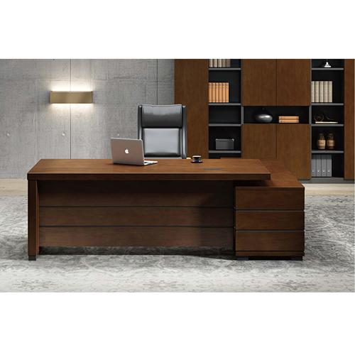 Minimalist Executive Office Desk Image 6