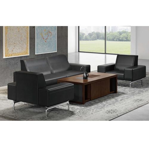 Minimalist Executive Office Desk Image 8