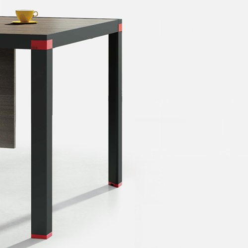 Bytrex Office Table With Side Cabinet Image 10