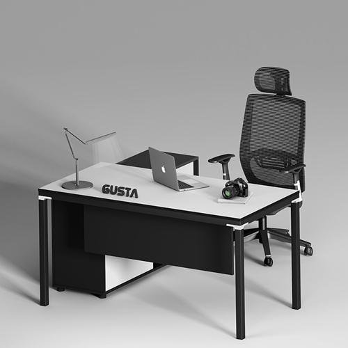 Boss Modern Computer Desk Image 3