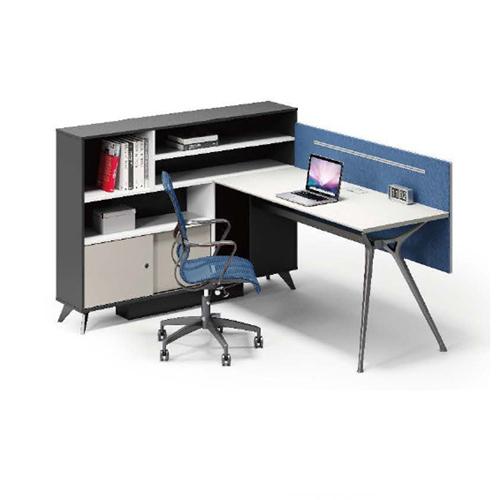 Elegant Design H-Shape Office Workstation Image 10