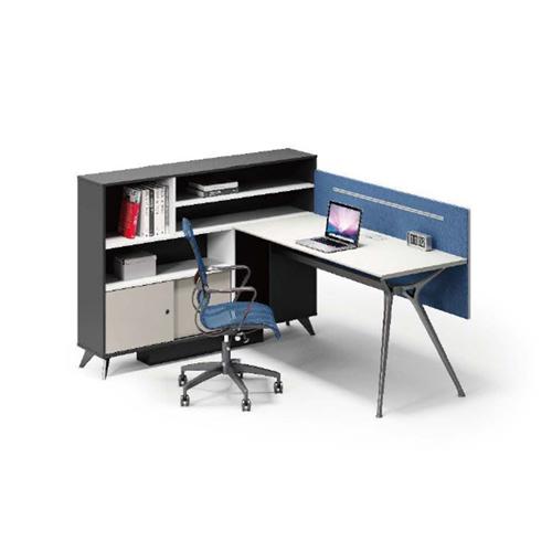 Elegant Design H-Shape Office Workstation Image 2
