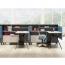 Elegant Design H-Shape Office Workstation Image 6