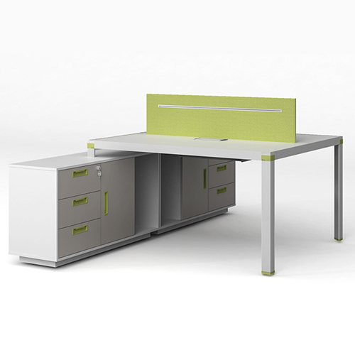 Exclusive Computer Desk with Cabinet Image 6