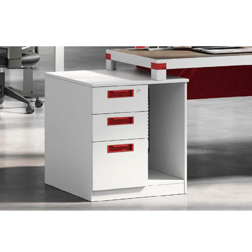 Modern Style Computer Office Workstation Image 9