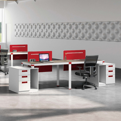 Modern Style Computer Office Workstation Image 1