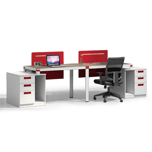Modern Style Computer Office Workstation Image 4