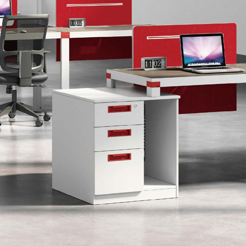 Modern Style Computer Office Workstation Image 8