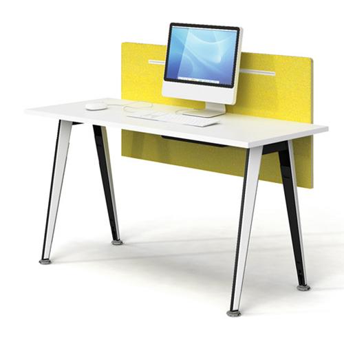 Modular Official Single Staff Desk Image 5