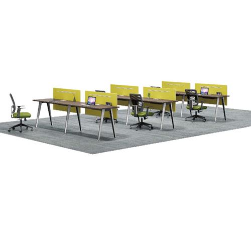 Modular Official Single Staff Desk Image 7