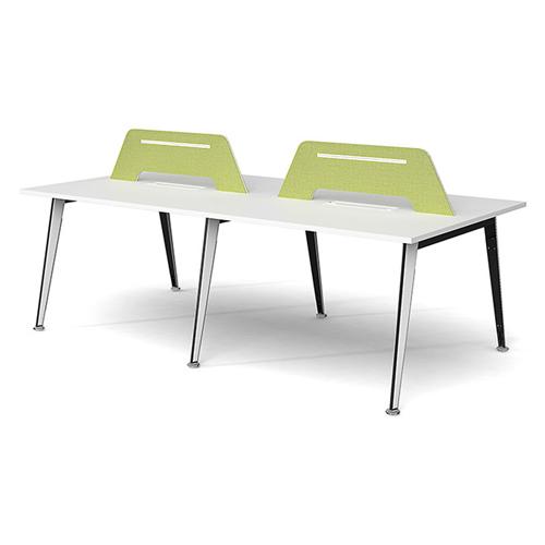 Adjustable Height Office Screen Desk Image 6