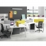 Triangle Stylish Custom Modular Office Staff Desk