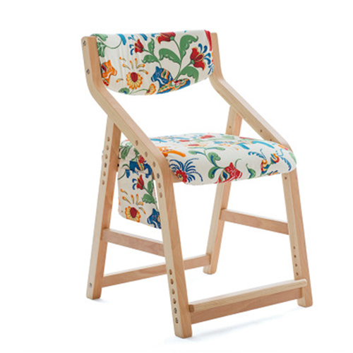 Wooden Adjustable Kids Chair Image 9