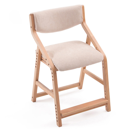 Wooden Adjustable Kids Chair Image 10