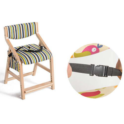 Wooden Adjustable Kids Chair Image 13