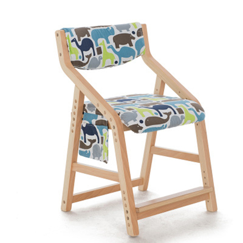 Wooden Adjustable Kids Chair Image 4