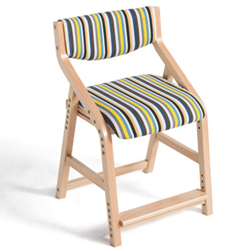Wooden Adjustable Kids Chair Image 6