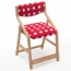 Wooden Adjustable Kids Chair