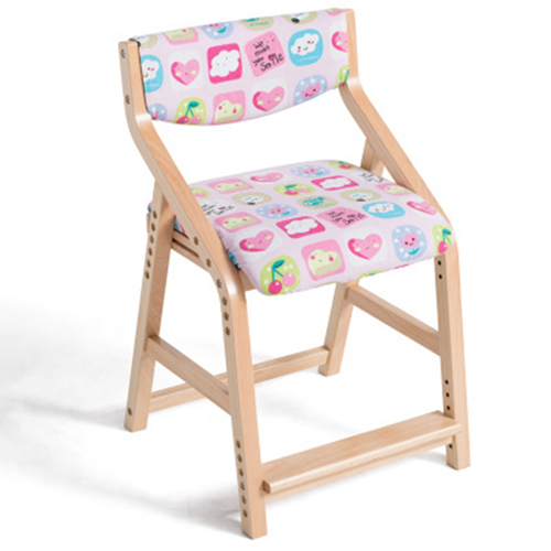 Wooden Adjustable Kids Chair Image 7