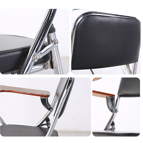 Uberlux Foldable Traning Chair with Writing Pad Image 12