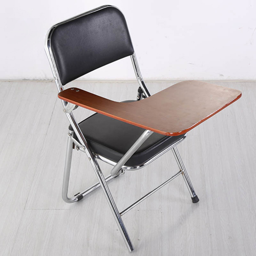 Uberlux Foldable Traning Chair with Writing Pad