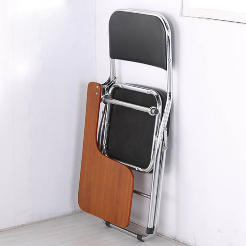 Uberlux Foldable Traning Chair with Writing Pad Image 2