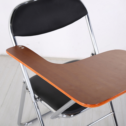 Titonic Leather Foldable Writing Chair Image 12