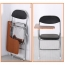 Titonic Leather Foldable Writing Chair Image 7