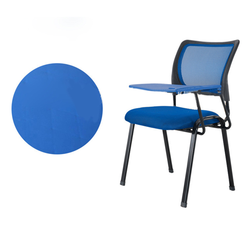 Stackable Mesh Chair with Writing Pad Image 6