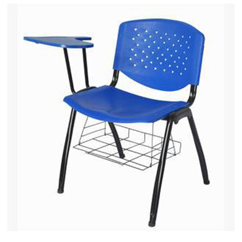 Stackable Writing Chair With Book Basket Image 10