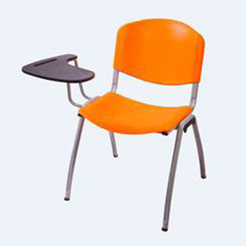 Stackable Writing Chair With Book Basket Image 12