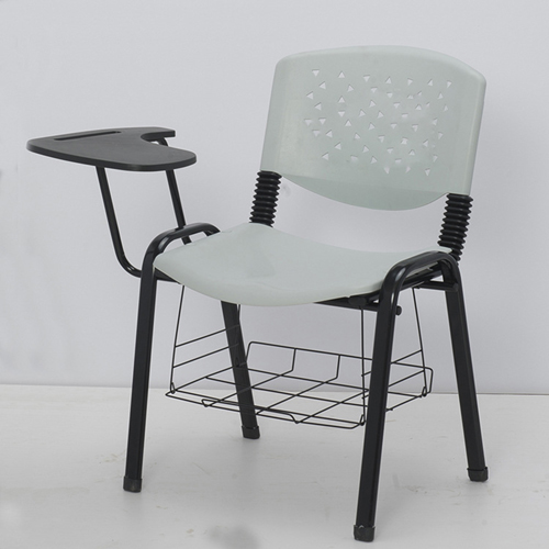 Stackable Writing Chair With Book Basket Image 3