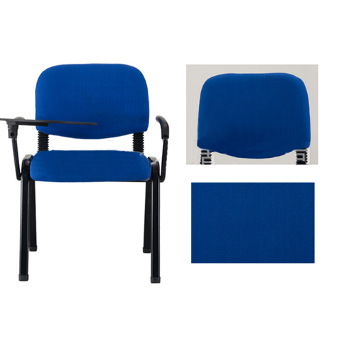 Sycop Stackable Chair with Writing Board Image 9