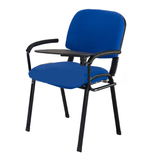 Sycop Stackable Chair with Writing Board Image 1