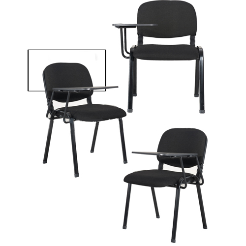 Sycop Stackable Chair with Writing Board Image 5