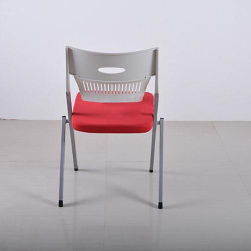 Sleeky Foldable Flat Padded Metal Chair Image 6