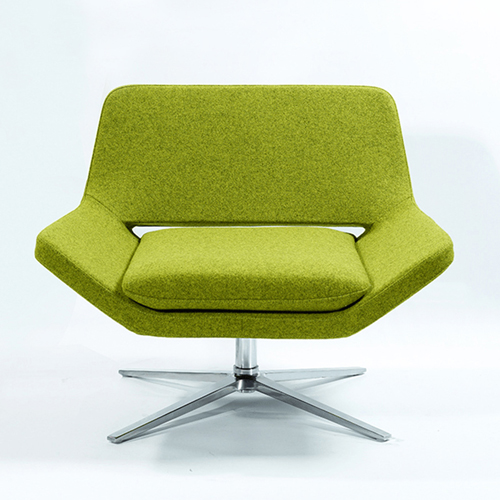 Club Small Swivel Armchair Image 1